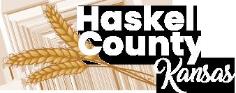 Haskell County Kansas Logo
